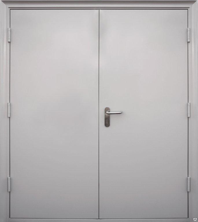 дверь металлическая противопожарная ei 60