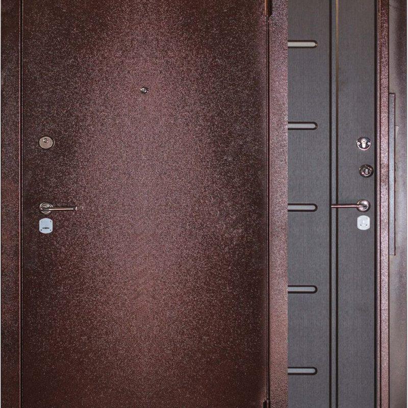 стальные двери купить в москве без установки
